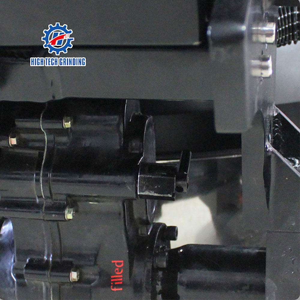 HTG-800-4A High Tech Grinding Automatic Self-Propelled Grinding Polishing Machine by High Tech Grinding