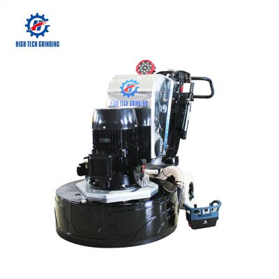 HTG-800-4E High Tech Grinding Polishing Machine by High Tech Grinding
