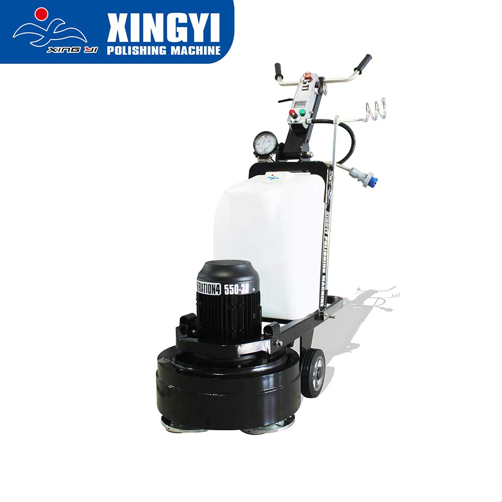 Xingyi 550 3d 550mm Concrete Grinder Polisher 240v