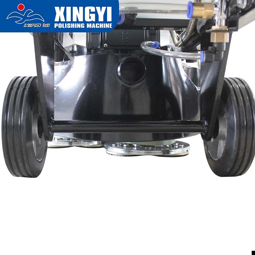 550-3D Concrete Grinding Polishing Machine by Xingyi