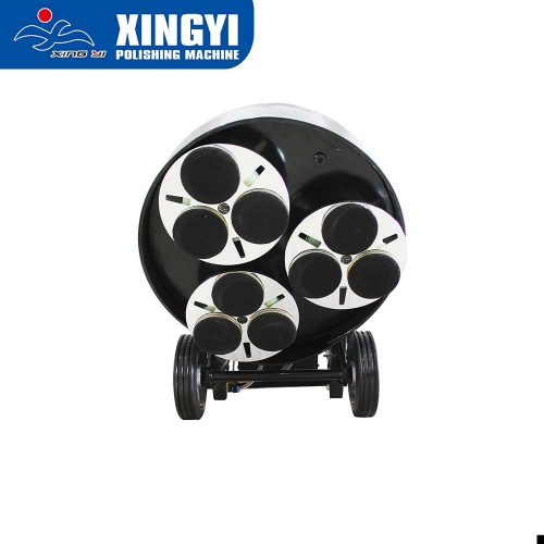 550-3D Concrete Grinding Polishing Machine by Xingyi