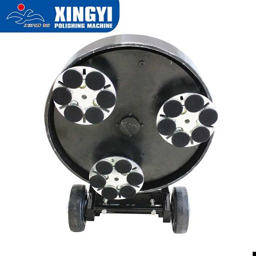 750-3D Concrete Grinding Polishing Machine by Xingyi