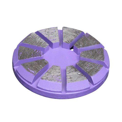 HTG-10T-8B Diamond Concrete Grinding Wheel by High Tech Grinding