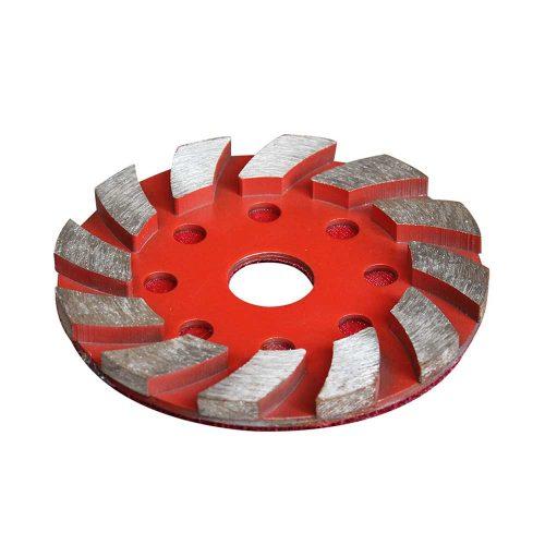 HTG-4JR Diamond Granite Grinding Wheel by High Tech Grinding