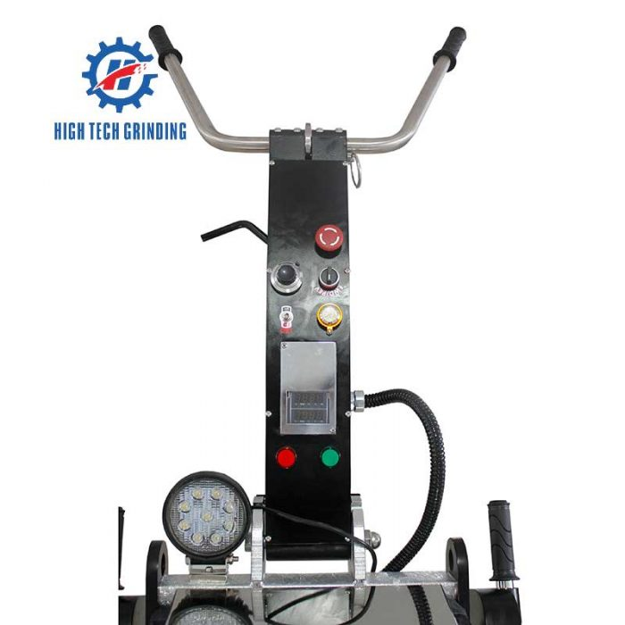 HTG-800-4 High Tech Grinding Polishing Machine by High Tech Grinding
