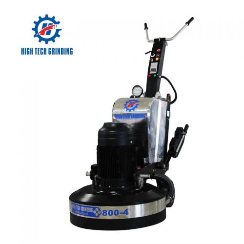 HTG-800-4 High Tech Grinding Polishing Machine by High Tech Grinding
