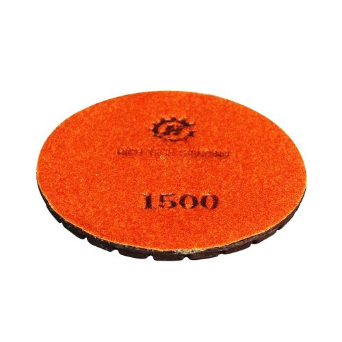 HTG-C405 Diamond Concrete Polishing Resin Pad by High Tech Grinding