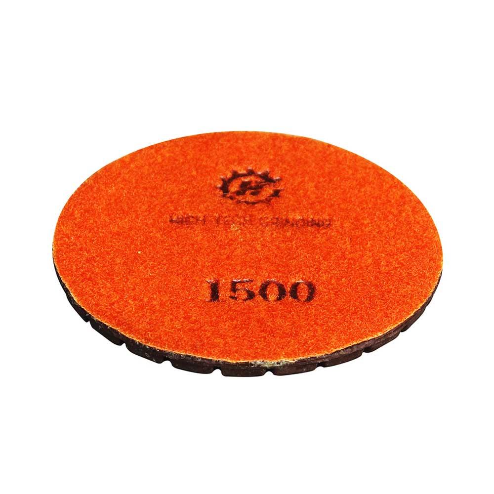 HTG-C405 Diamond Concrete Polishing Resin Pad by High Tech Grinding