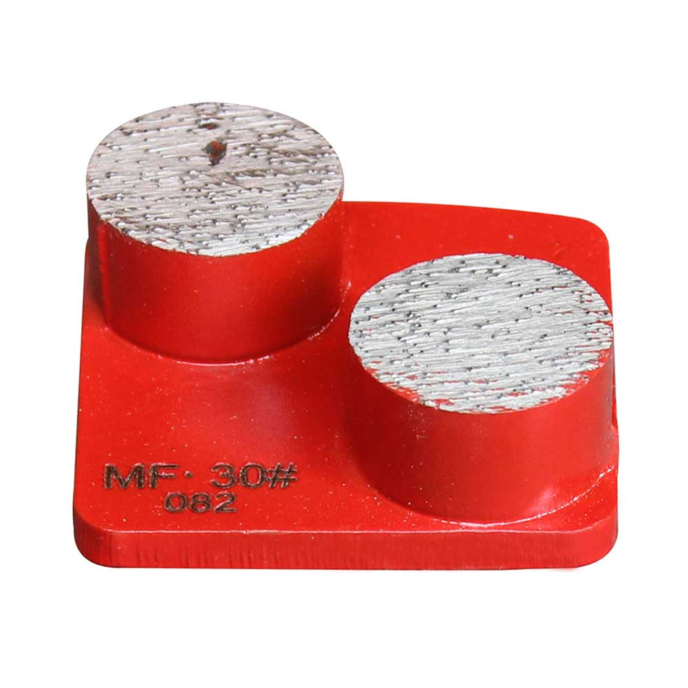 HTG-HT-2Y Diamond Concrete Grinding Shoe By High Tech Grinding