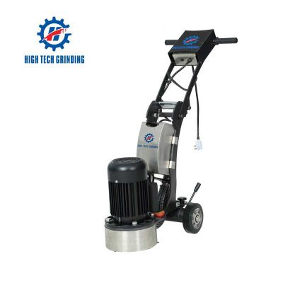 HTG 250 250mm Concrete Grinder Polisher