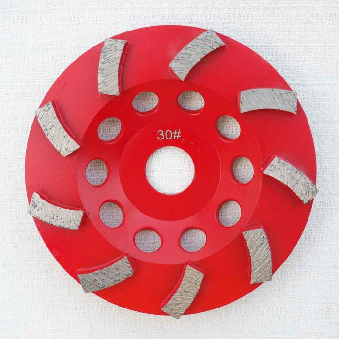 5 Inches Concrete Grinding Cup Wheel by High Tech Grinding