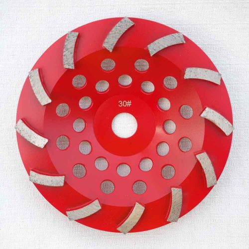 7 Inches Concrete Grinding Cup Wheel by High Tech Grinding